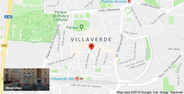 Parking Villaverde