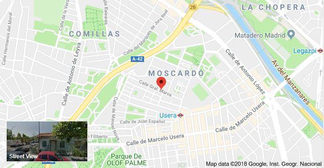 Parking Moscardó