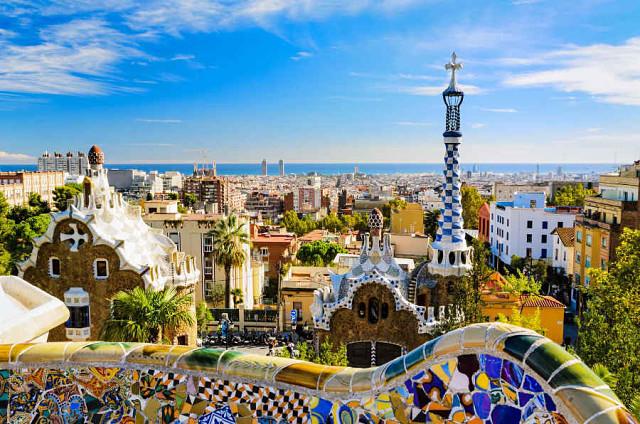 Parkings Barcelona