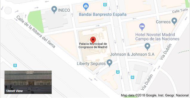 Parking Palacio de Congresos